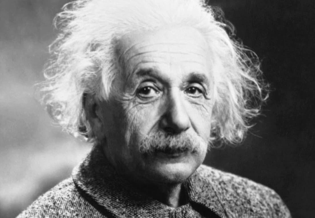 Naar Albert Einstein
